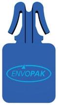 <strong>Sicherheitstasche</strong>n Envopolyseals Sicherheitsplomben Bedruckt Blau